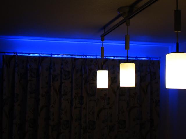 LEDテープライト【サンプル8】