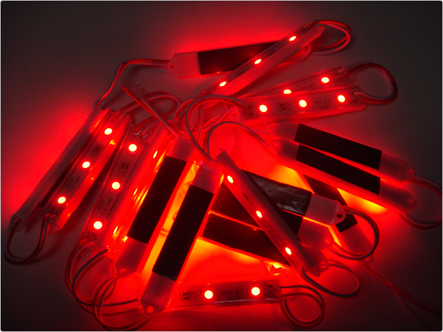 3LEDモジュール 赤色